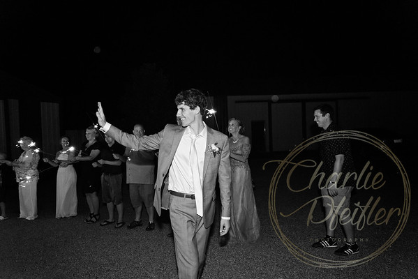 Kaelie and Tom Wedding 08J - 0173bw