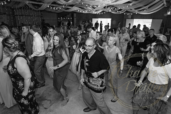 Kaelie and Tom Wedding 08J - 0081bw