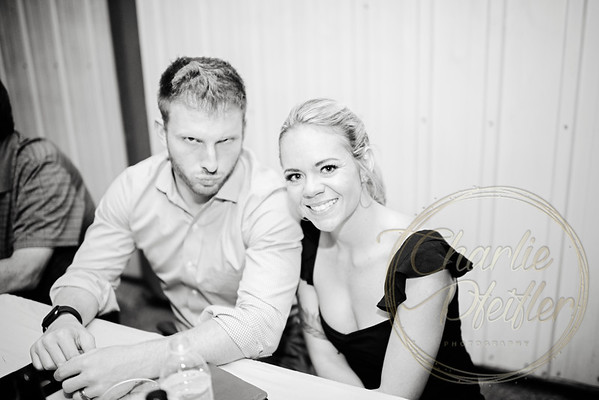 Kaelie and Tom Wedding 08C - 0290bw