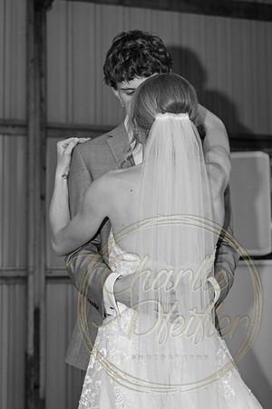 Kaelie and Tom Wedding 08J - 0028bw