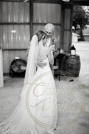 Kaelie and Tom Wedding 08C - 0124bw