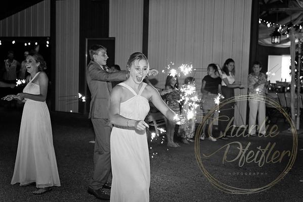 Kaelie and Tom Wedding 08J - 0176bw