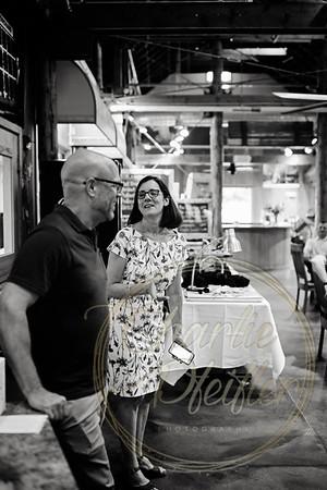 Kaelie and Tom Wedding 02C - 0044bw
