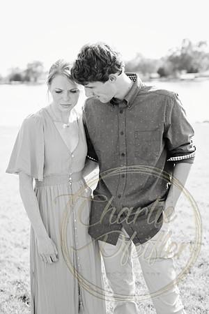Kaelie and Tom Wedding 02C - 0006bw