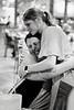 Kaelie and Tom Wedding 02C - 0074bw