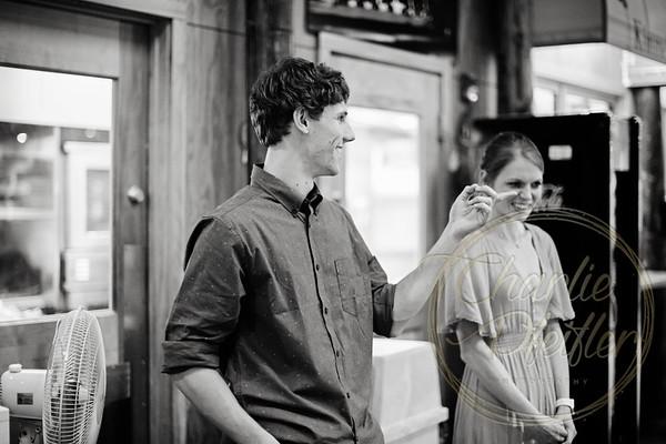 Kaelie and Tom Wedding 02C - 0061bw
