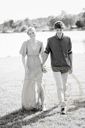 Kaelie and Tom Wedding 02C - 0026bw