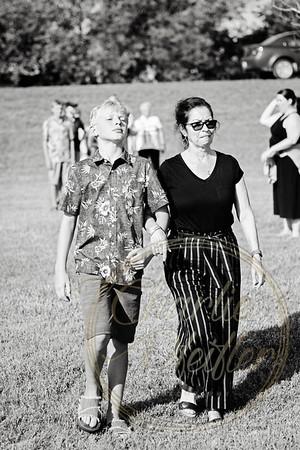 Kaelie and Tom Wedding 02C - 0034bw
