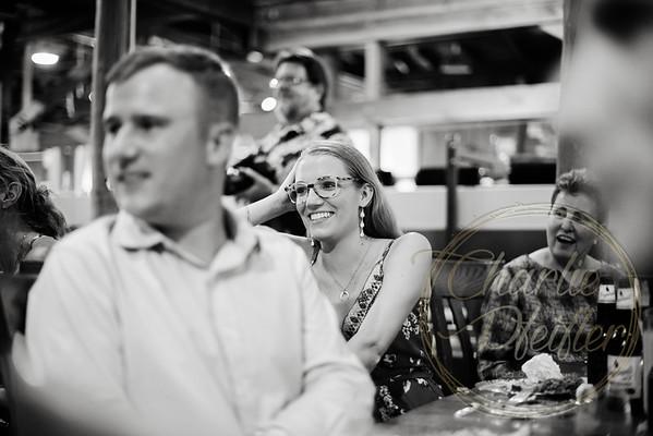Kaelie and Tom Wedding 02C - 0053bw