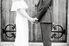 Kaelie and Tom Wedding 01C - 0036bw
