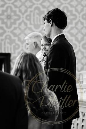 Kaelie and Tom Wedding 01C - 0136bw