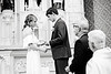 Kaelie and Tom Wedding 01C - 0118bw