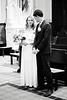 Kaelie and Tom Wedding 01C - 0094bw