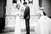 Kaelie and Tom Wedding 01C - 0116bw