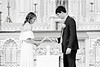 Kaelie and Tom Wedding 01C - 0129bw