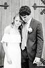Kaelie and Tom Wedding 01C - 0044bw