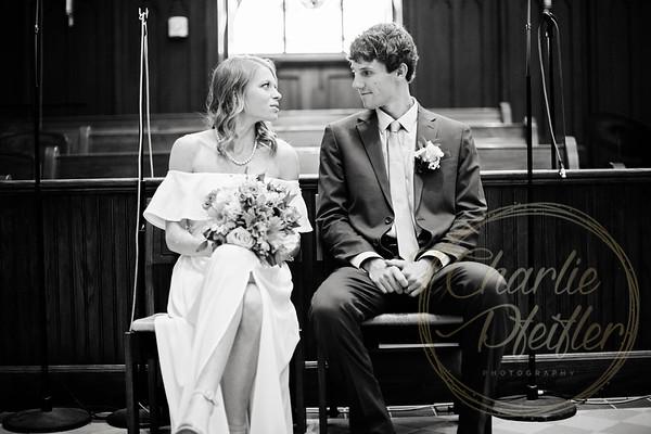 Kaelie and Tom Wedding 01C - 0148bw
