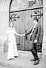 Kaelie and Tom Wedding 01C - 0031bw