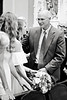 Kaelie and Tom Wedding 01C - 0077bw