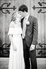 Kaelie and Tom Wedding 01C - 0045bw