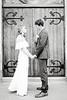 Kaelie and Tom Wedding 01C - 0035bw
