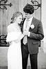 Kaelie and Tom Wedding 01C - 0046bw