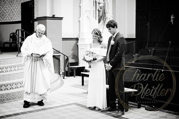 Kaelie and Tom Wedding 01C - 0081bw