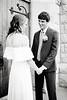 Kaelie and Tom Wedding 01C - 0038bw