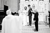 Kaelie and Tom Wedding 01C - 0125bw