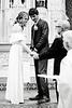 Kaelie and Tom Wedding 01C - 0119bw