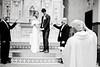 Kaelie and Tom Wedding 01C - 0123bw