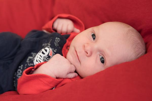 Baby Micah Newborn Photos 1017