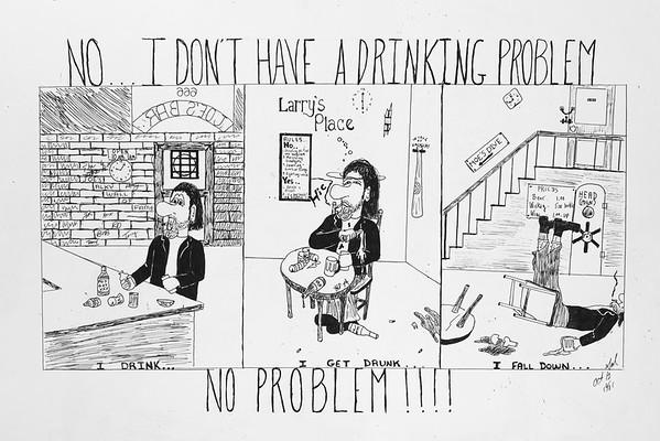 No Problem 12x8