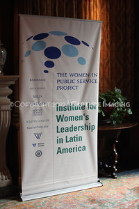 1211251-001    LOS ANGELES, CA - NOVEMBER 1, 2012: The Women in Public Service Project's Institute for Women's Leadership in Latin America event on November 1, 2012 in Los Angeles, Califonia. (Photo by Garrett Davis/Capture Imaging)