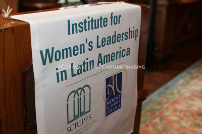 1211251-039    LOS ANGELES, CA - NOVEMBER 1, 2012: The Women in Public Service Project's Institute for Women's Leadership in Latin America event on November 1, 2012 in Los Angeles, Califonia. (Photo by Garrett Davis/Capture Imaging)