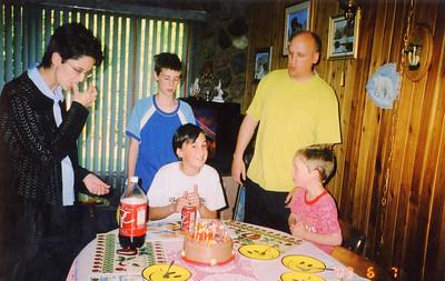 June 7/03 Anna's Birthday