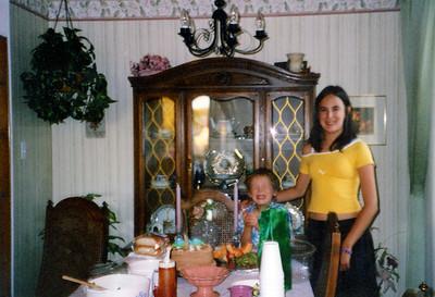August 2004 - BBQ