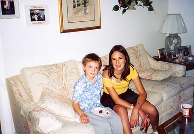 BBQ  Aug 2004