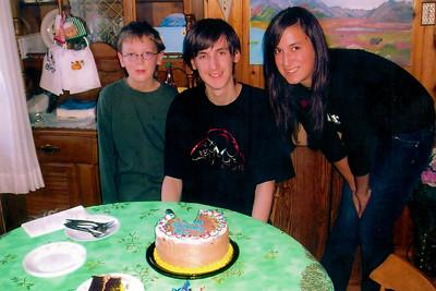 Eric, Alex and Anna August '07
