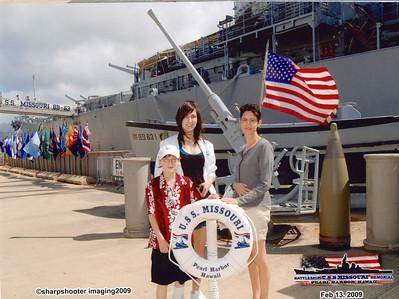 Battleship Missouri Memorial Feb 13/09