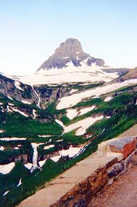 July 91 Glaciar National Park  Montana, US
