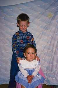 June 1993 Alex & Anna