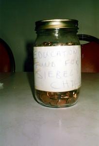 End of 1st year at T'suu T'ina Jr/Sr High. From Fellow Teachers Aug 1995