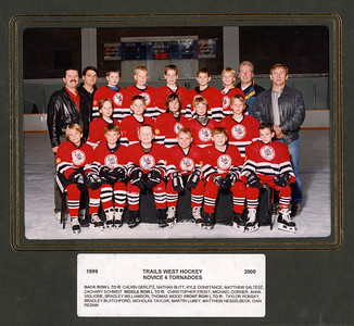 99-00 Anna Hockey Season