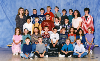 Alex School Years Book  Grade 3