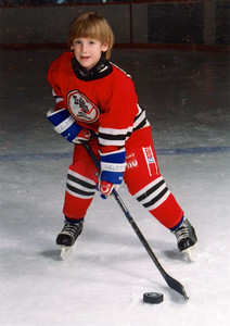 Tyke Hockey Trails West Div 5 '95/96 Season