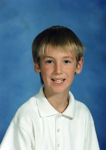 Alex Viglione Grade 4, 1998