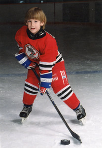 95/96 Season Age 6 Tykes Div 5 Trails West Hockey