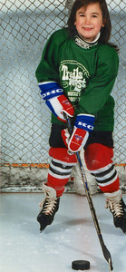 Anna Eagles Learn to Skate 96/97