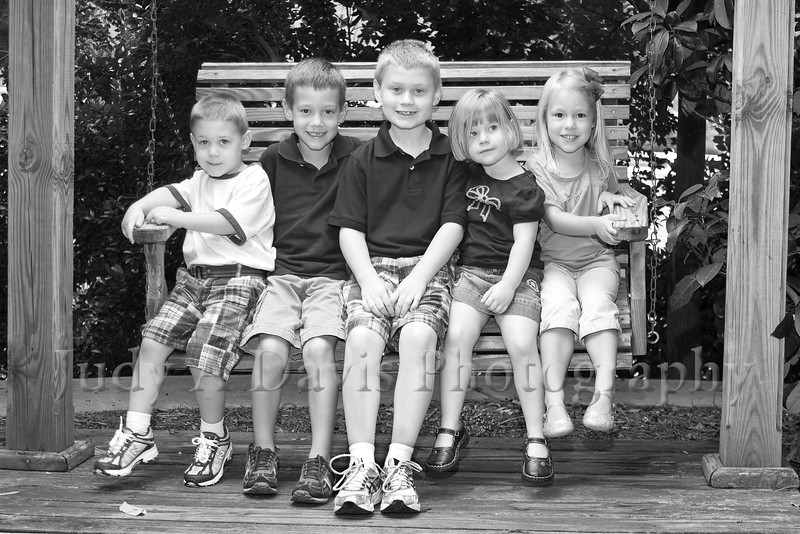Self Family Portraits-0369bw